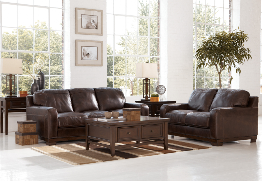 Liberty Lagana Furniture In Meriden Ct The Crestwood Walnut Collection By Ashley Furniture