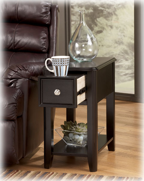 The Carlyle Chairside End Table